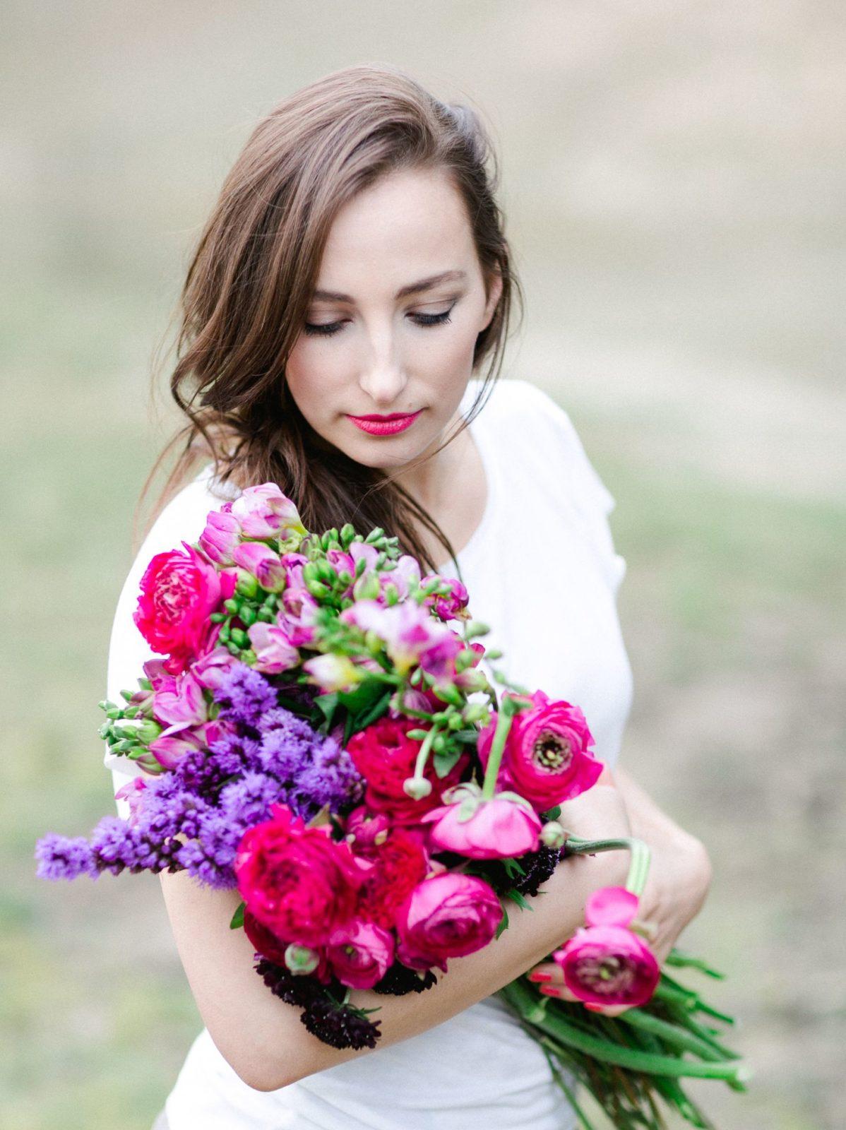 Ellen mit Blumen (1)