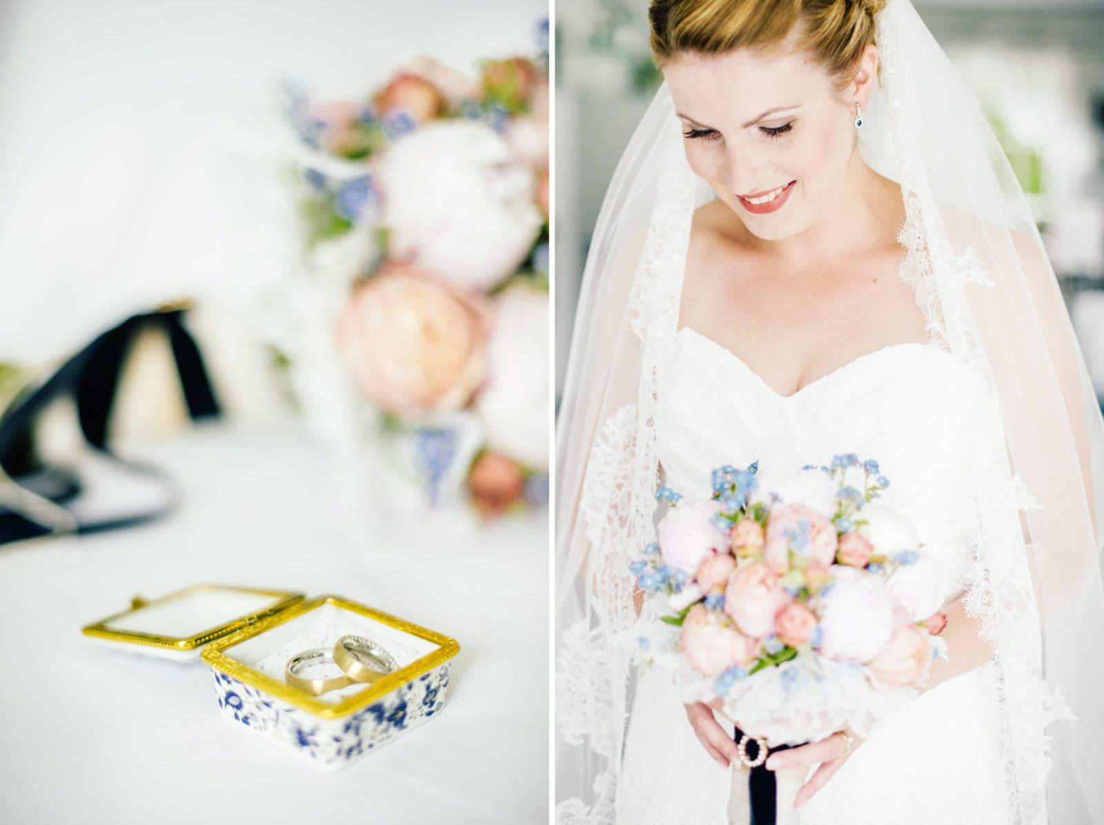 Viky, eine besonders entzückende Braut