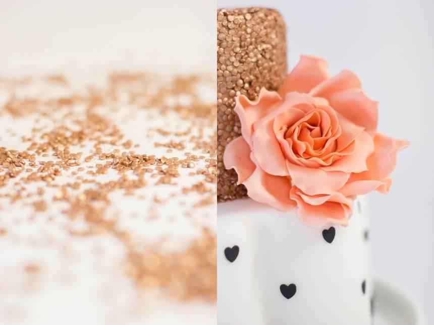 blingbling, gold und bronze ein Thema in 2015