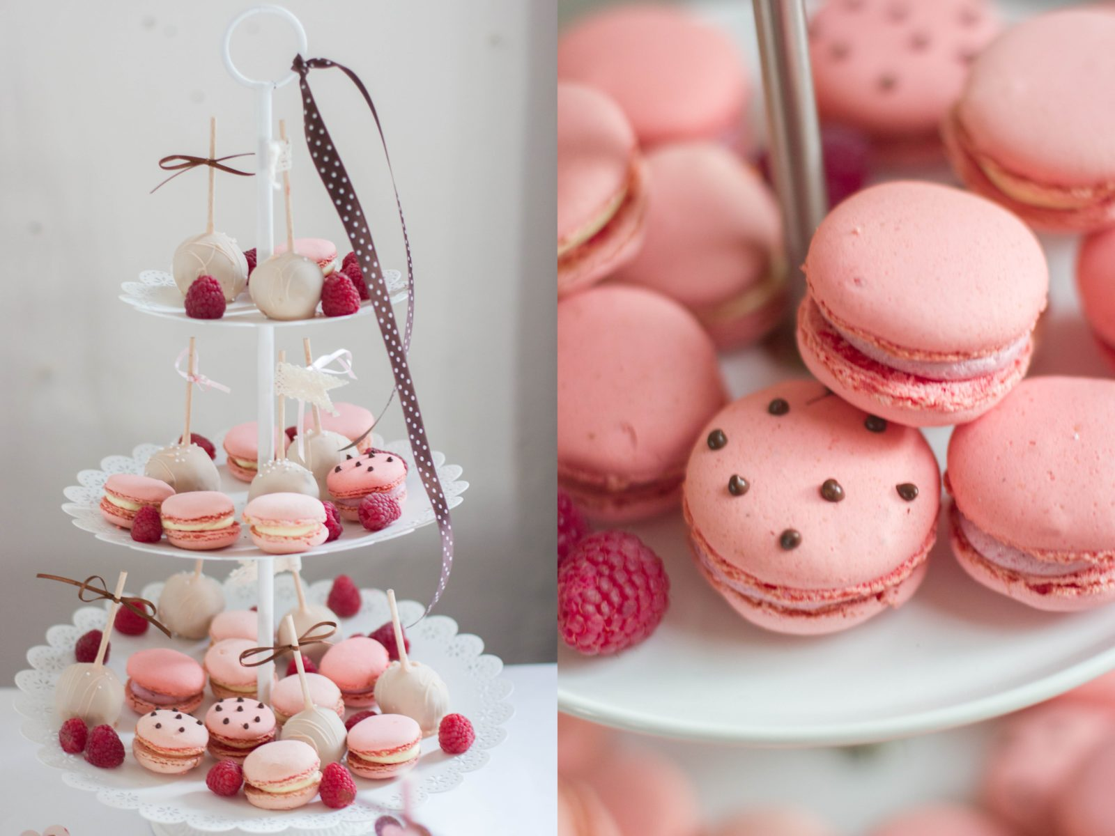 maccaron cake-pop