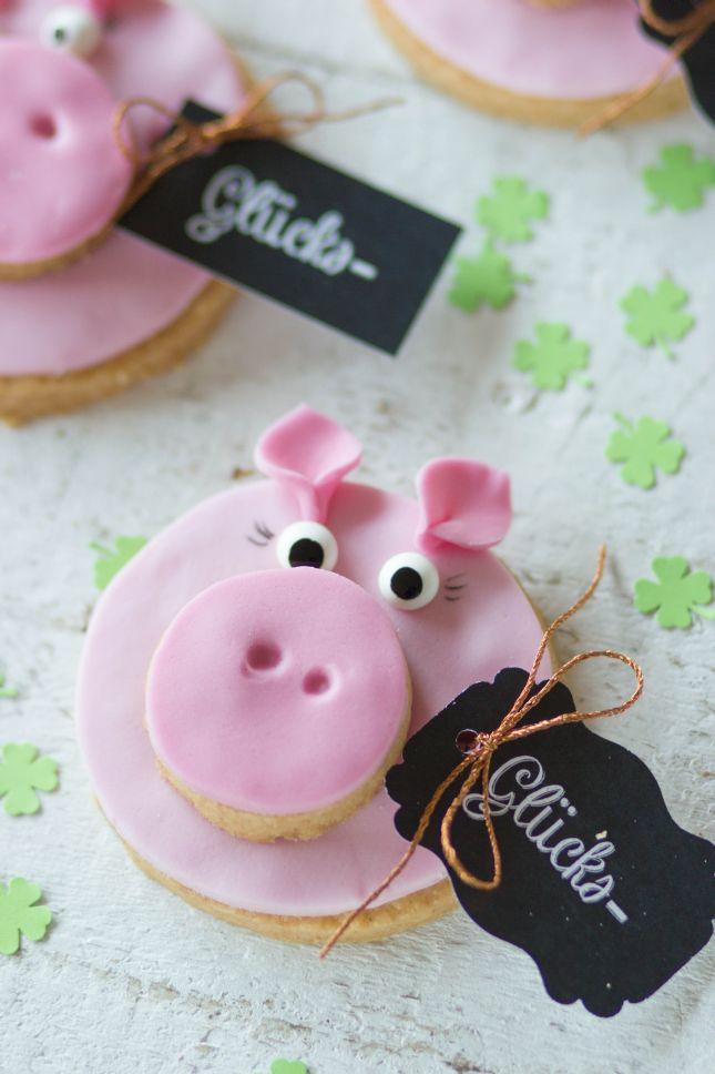 """Viel """"Schwein"""" im neuen Jahr"""