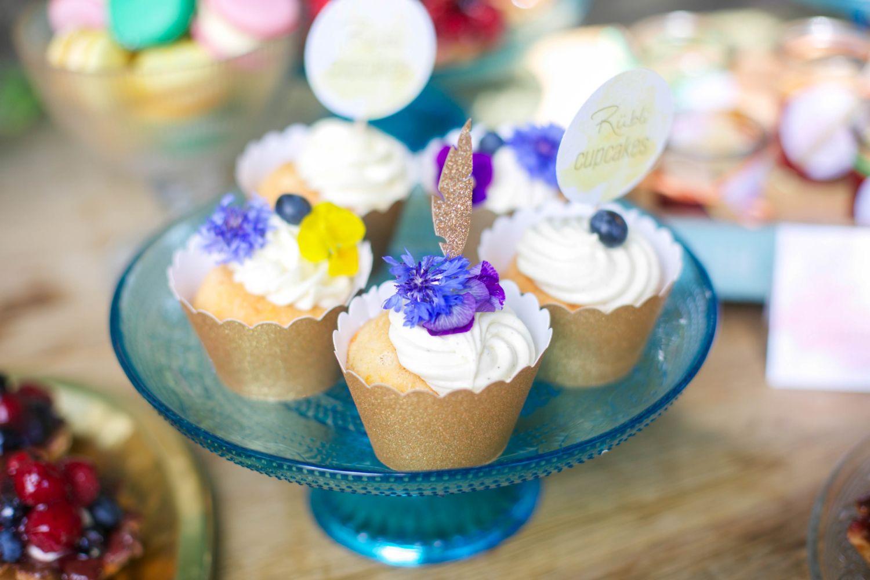cupcakes hochzeit fruchtig
