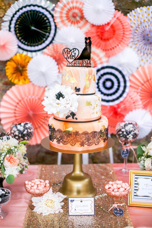 Hochzeitstorte Hintergrund