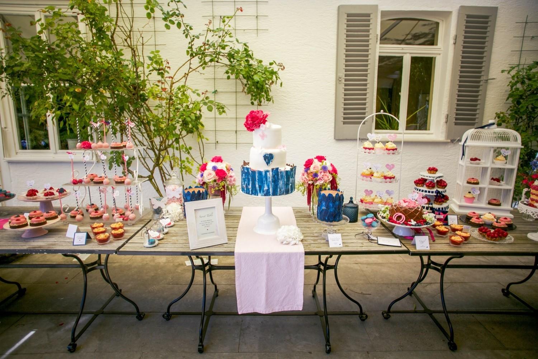 Hochzeit Sweet Table Hochzeitstorte stuttgart