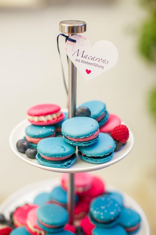 Hochzeit Sweet Table Hochzeitstorte macaron