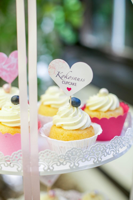Hochzeit Sweet Table Hochzeitstorte cupcakes