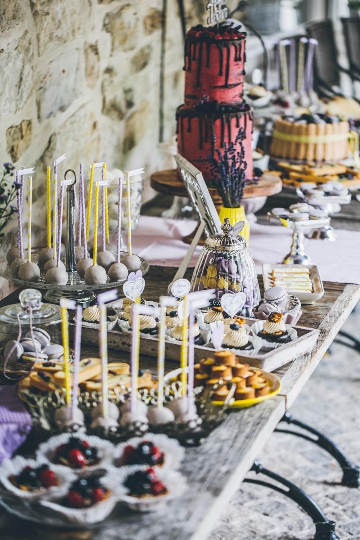 Hochzeitstorte Dripped cake Heike Krohz