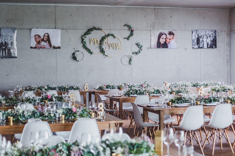 Hochzeit Stuttgart hochzeitstorte industrial style