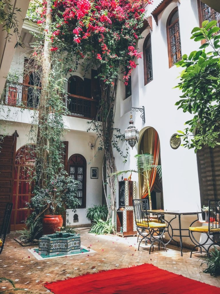 Heike Krohz-marokko