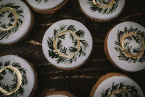 Sweet Candy Table Winterhochzeit im Industrialstyle