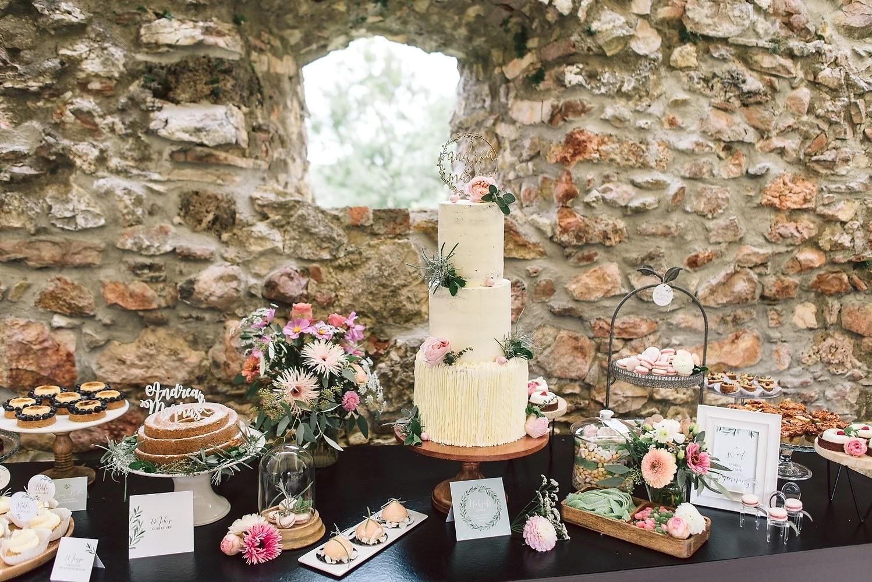 Der Sweet Table ein Highlight der Hochzeit