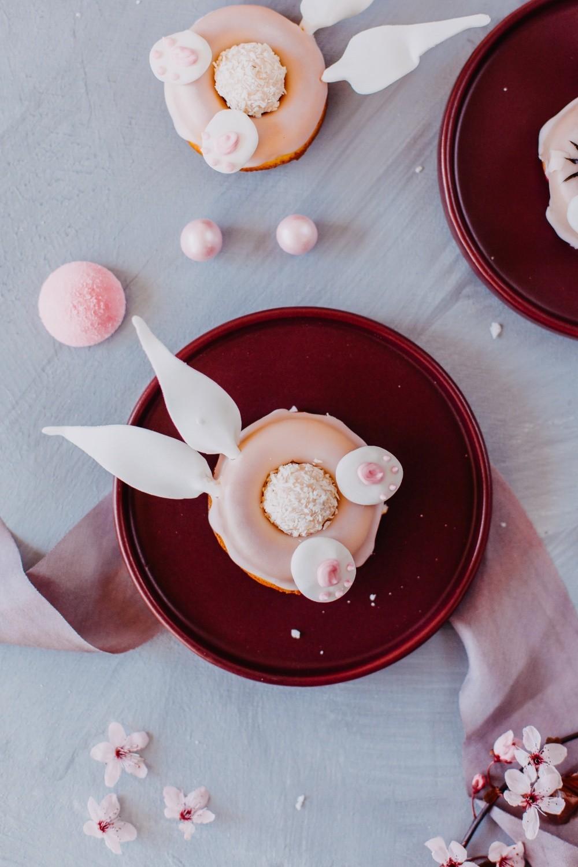 Osterhasen-Donuts