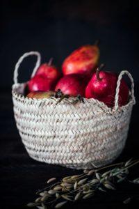 Herbst-birnen-