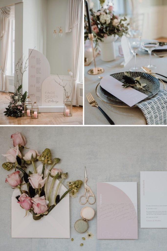 Hochzeitskonzept-blush