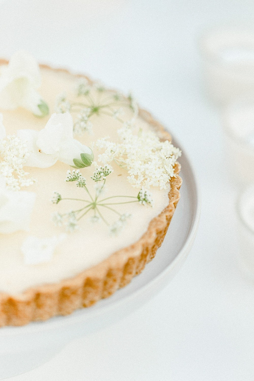 Cream Cheese Tarte